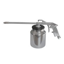 Pistola con Serbatoio in Alluminio