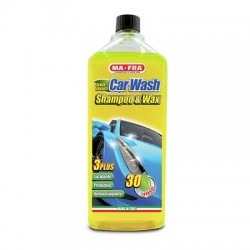 CAR WASH SHAMPOO E CERA 1 LT