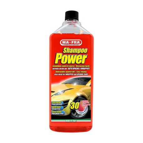 SHAMPOO POWER 1000 ML