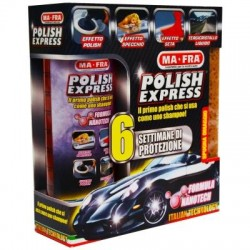 POLISH EXPRESS KIT 250 ML CON SPUGNA