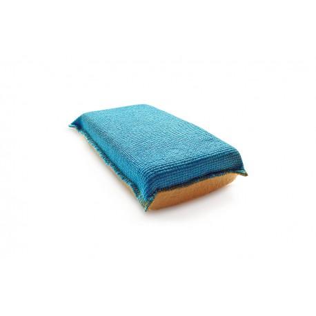 Cuscinetto microfibra + pelle scamosciata